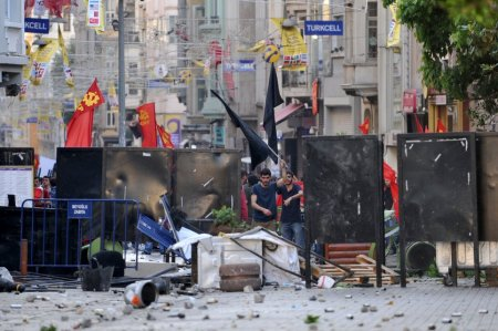 TURKEY-PROTEST-CULTURE-ENVIRONMENT
