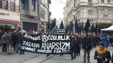 freedom for romanos, long live anarchism DAF1